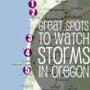 Thumbnail image for Storm Watching on the Oregon Coast