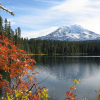 Thumbnail image for CAMP: Takhlakh Lake Campground, Gifford Pinchot National Forest near Mount Adams
