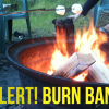 Thumbnail image for Campfires Banned in Some Washington State Parks