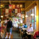 Seattle coffee shop by Brewbooks via Flickr