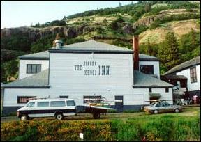 Bingen School Columbia River Gorge Hostel