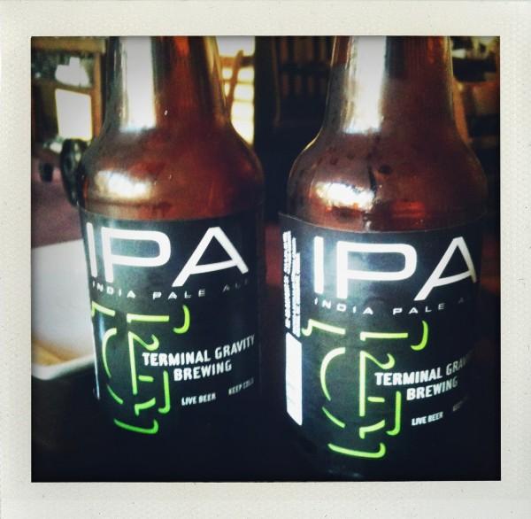 Terminal Gravity Brewing Company IPA