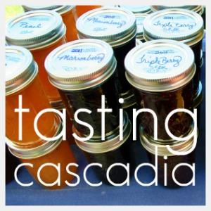Tasting Cascadia Logo