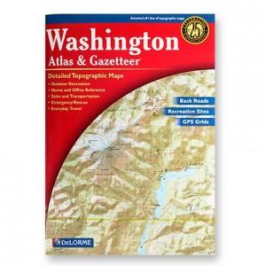 Atlas Map Washington State
