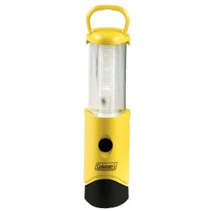 Coleman MicroPacker Compact Battery Lantern |  Storm Watching Essentials